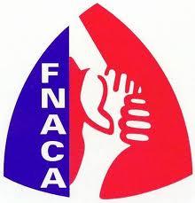 Logo FNACA carte du combattant