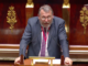 Joël Giraud, rapporteur général du budget, porte fièrement la taxe française sur le numérique
