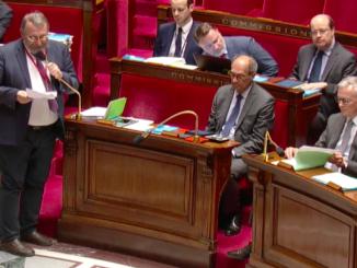 Joël Giraud, rapporteur, et Bruno Le Maire, Ministre de l'Economie et des Finances